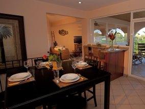 Villa las Olas - Dinning Room 2