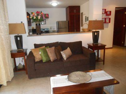 Vista Ocotal 4Bedroom - Living Room