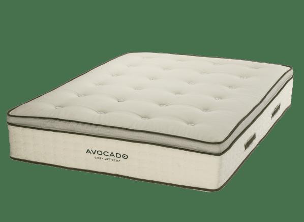 avocado pillow top mattress online