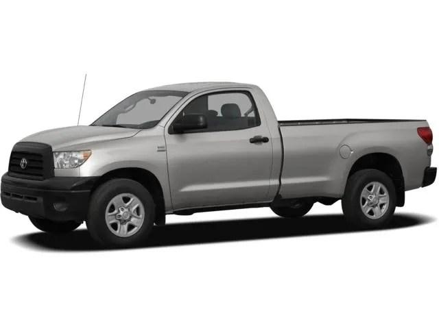 2007 toyota tundra reliability
