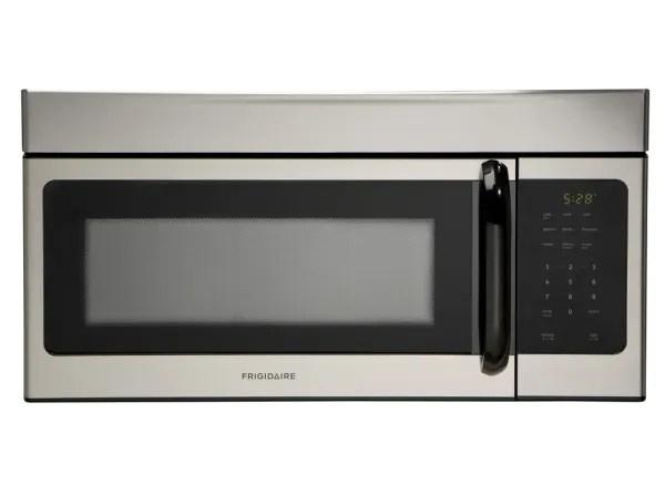 frigidaire ffmv162l s microwave oven