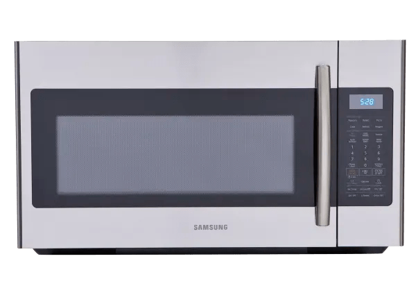 samsung me18h704sfs microwave oven