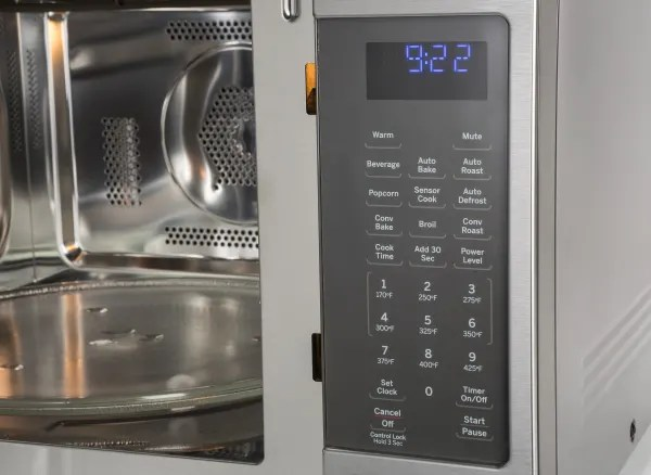 ge cafe ceb1599sjss microwave oven