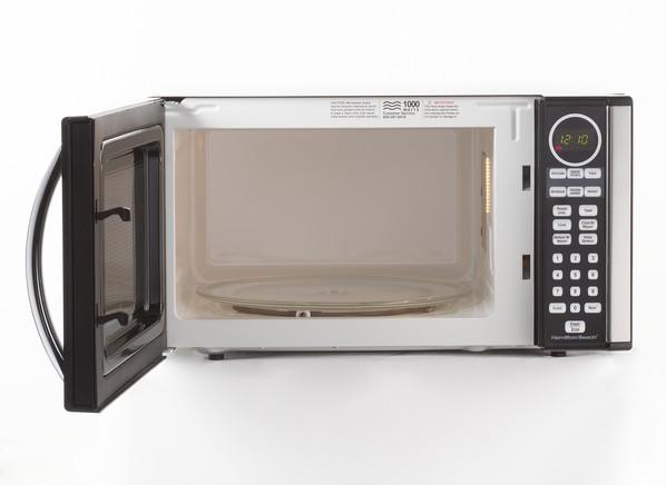 hamilton beach microwave not working
