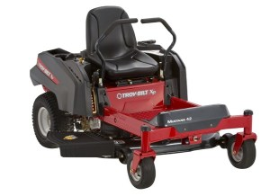 TroyBilt Mustang 42 Lawn Mower & Tractor  Consumer Reports