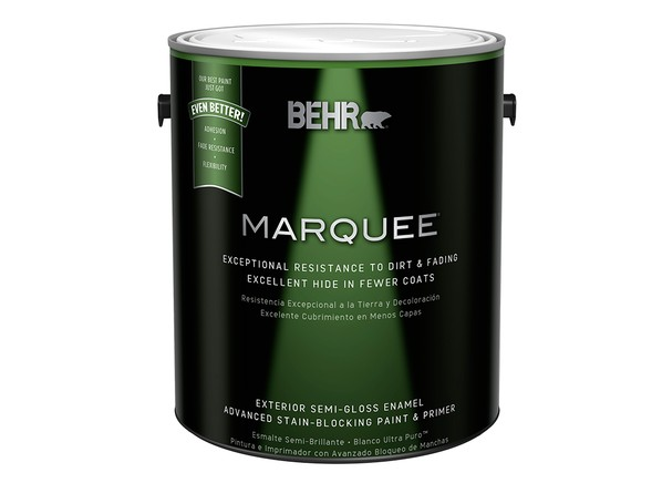 Behr Marquee Exterior (Home Depot) Paint Reviews