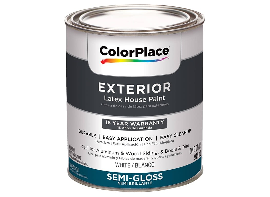 Color Place Exterior Walmart Paint Consumer Reports