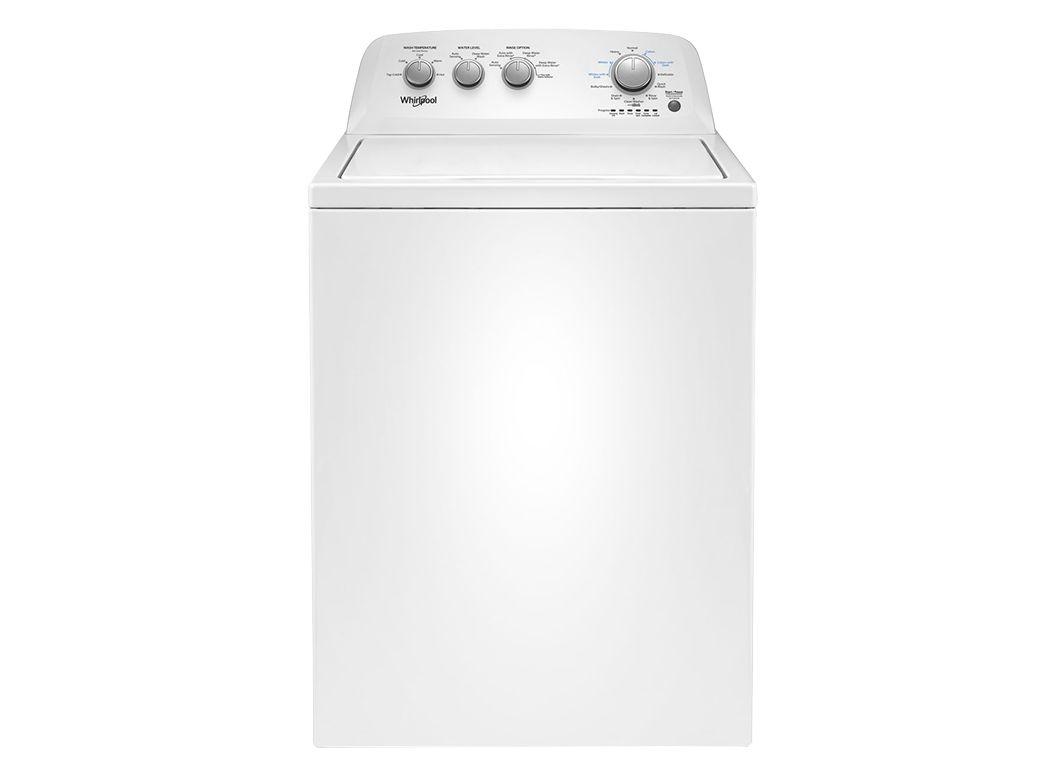 Whirlpool WTW4850HW Washing Machine