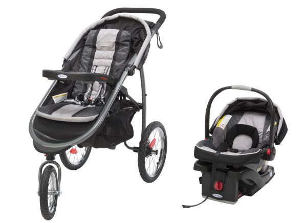 Graco Modes Jogger Travel System Safety Reviews