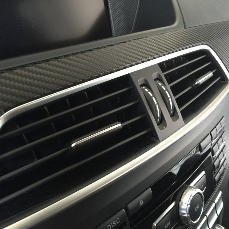 Carbon Fiber Interior Wrap