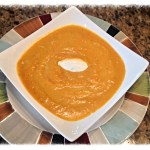 2013-10-02 12.12.00 Creamy carrot soup