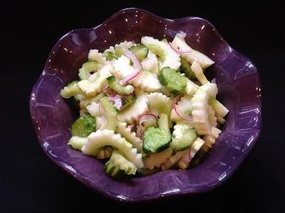 Cucumbers Sunomono