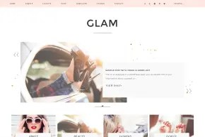 Glam Child Theme