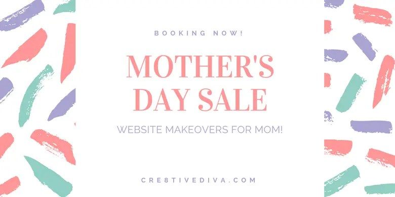 Mother's Day Makeovers