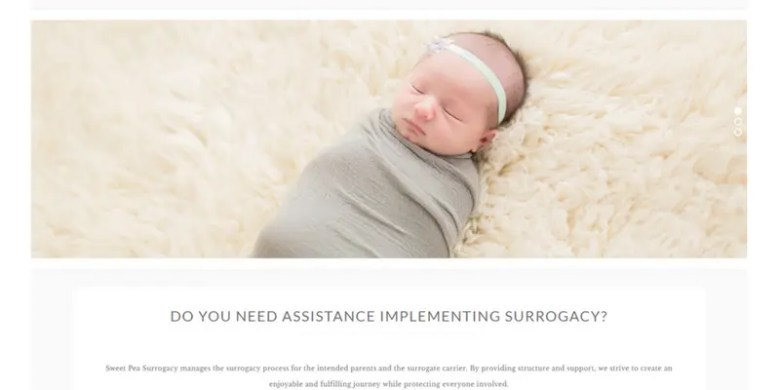 Sweet Pea Surrogacy