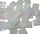 White Iridescent Tile