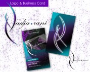 Logo and Card NRP Apparel