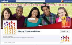Rise Up Business Facebook Page