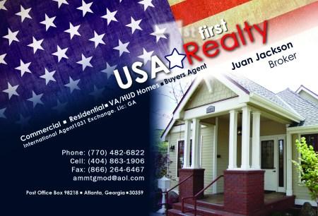 Real Estate Sales Flyer