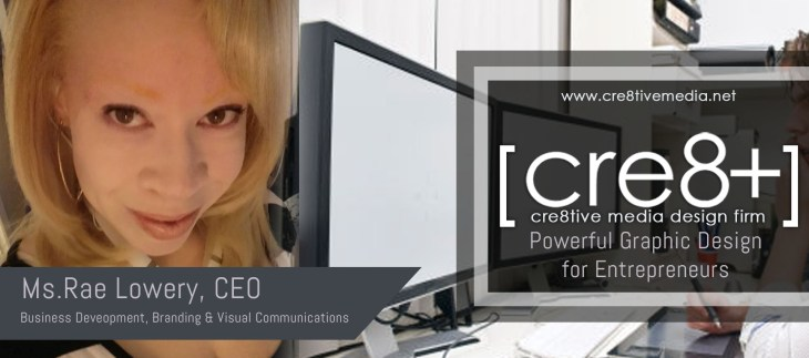 Cre8t+ Powerful Graphic Design for Entrepreneurs