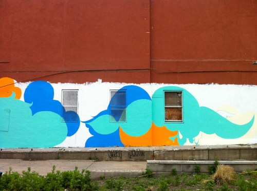 The Mural - Day One!