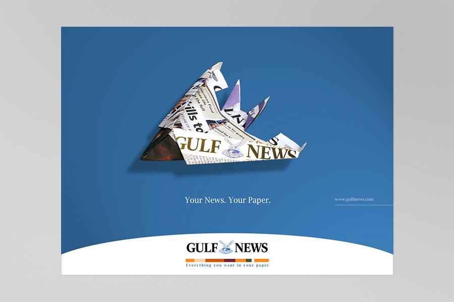 Gulf News Print Ad 8