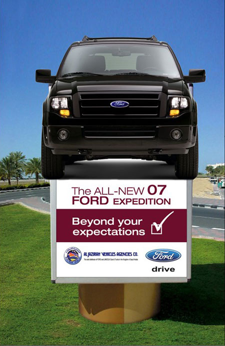 Ford Expedition Outdoor