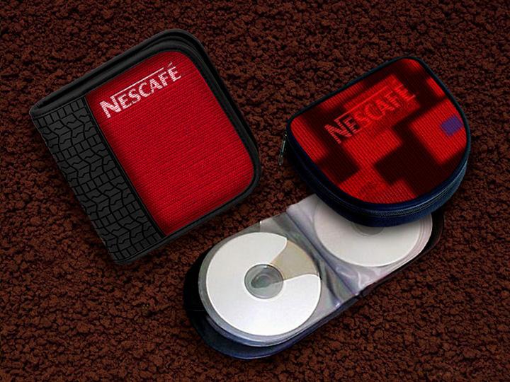 Nescafe CD Cover