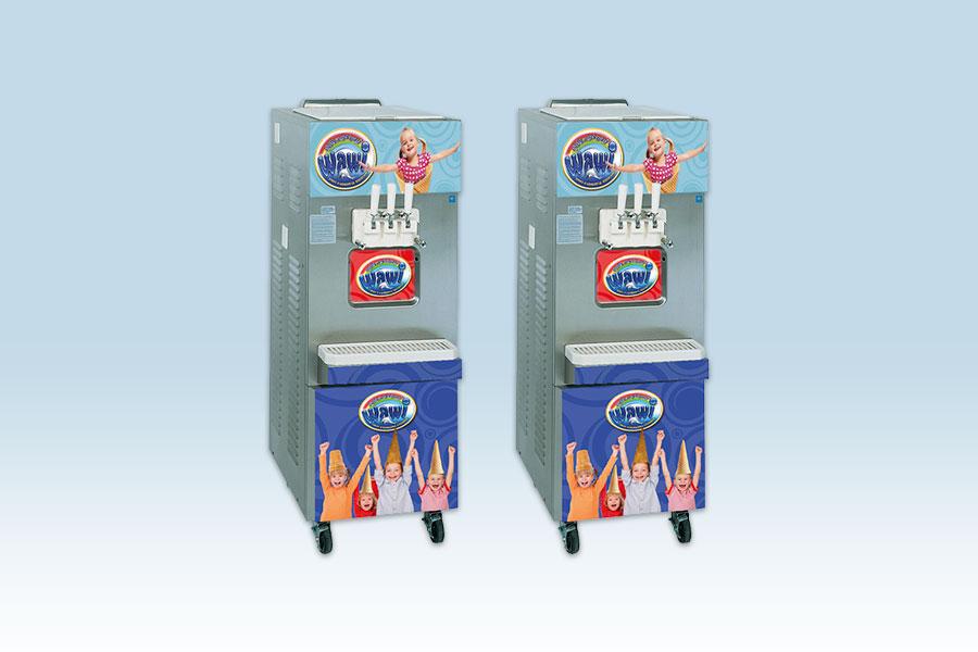 Wawi Ice Cream Machines