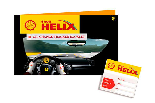 Shell Promotional Items