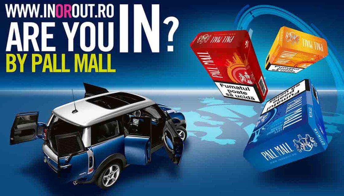 Pall Mall Print Ad