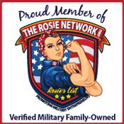 The Rosie Network Badge 175 - The-Rosie-Network-Badge-175