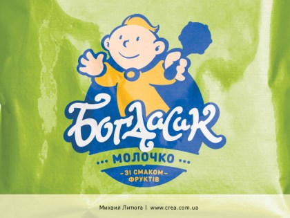 «Bogdasik» trademark design