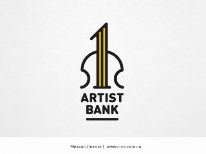 Логотип банка «First Artist Bank»