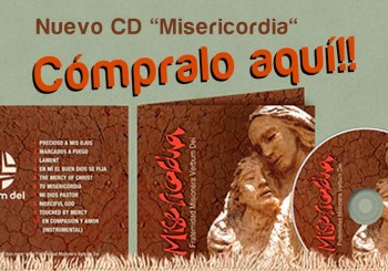 Compra aquí CD de la misericordia