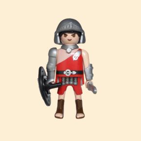 gladiateur rouge