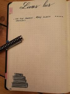 Collection-bullet-journal-livres-lus