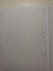 Pen test - Dot Grid - Bujo