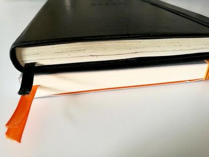 Goalbook - Webnotebook - Carnet - Bullet journal