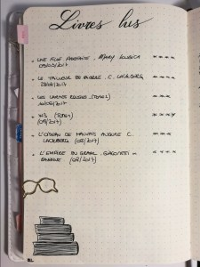 Feutres - Bullet journal