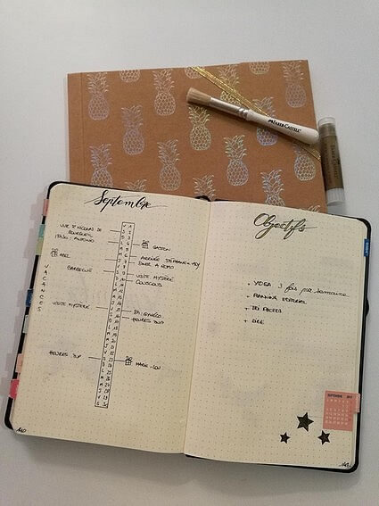 Monthly-spread-bujo