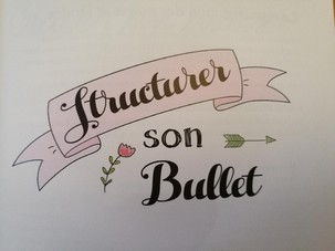 Structurer - bullet journal