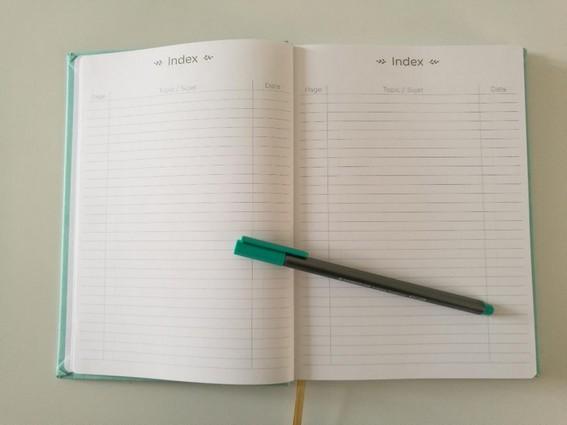 Index - Life journal
