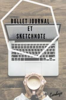 sketchnote - bujo