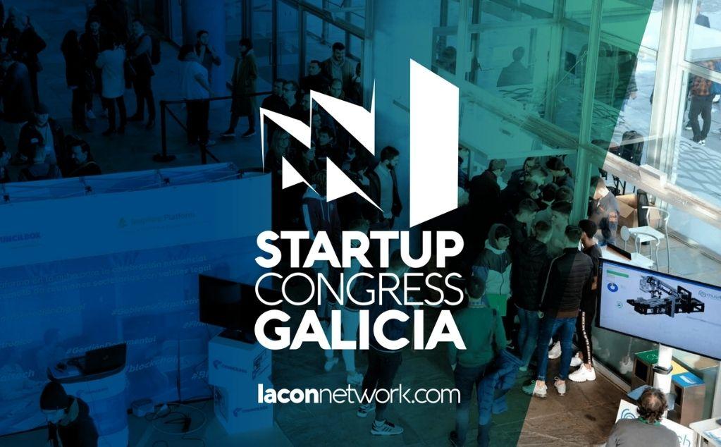 Startup Congress Galicia.