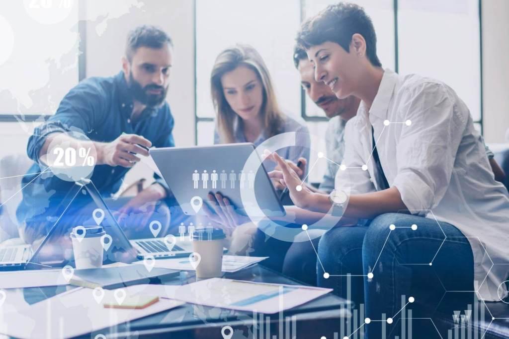 Santander lanza un reto para apoyar la digitalización de las pymes.