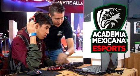 El sueño se hizo realidad, ya hay una escuela de esports en México ...