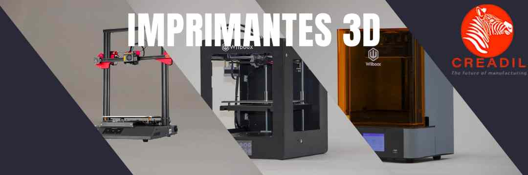 Imprimantes 3D creadil