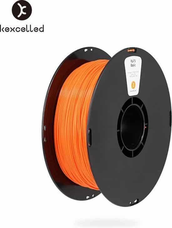 Filament PLA K5 Orange