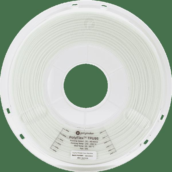 Filament PolyFlex Blanc